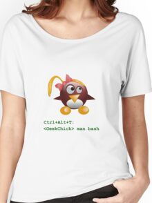 Geek Chick Women's Relaxed Fit T-Shirt
