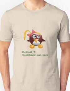 Geek Chick Unisex T-Shirt