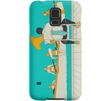 On The Beach - Yellow Shoes Samsung Galaxy Case/Skin