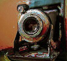 The camera by Jean-François Dupuis
