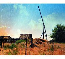 Weather Change Photographic Print
