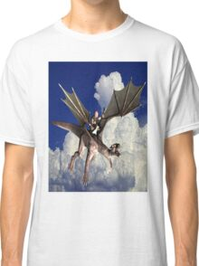 Music in the Clouds Classic T-Shirt