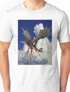Music in the Clouds Unisex T-Shirt