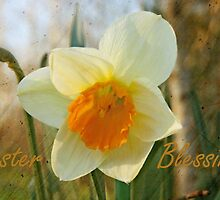 Easter Blessings by Vickie Emms