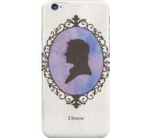 Han Solo Cameo iPhone Case/Skin