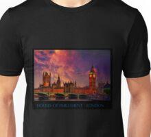 Houses of Parliament - London Unisex T-Shirt