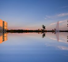Casino, Lac des Carrieres, Gatineau by Yannik Hay