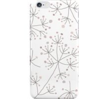 bubble twigs iPhone Case/Skin