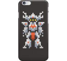 Pixel robot iPhone Case/Skin