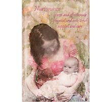 Nurturance Photographic Print