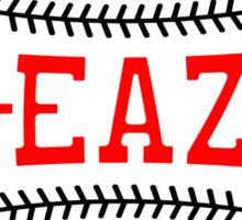 G-Eazy Baseball Sticker