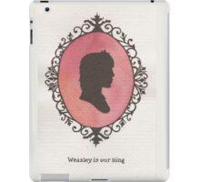 Ron Weasley Cameo iPad Case/Skin