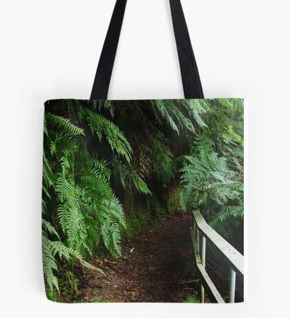 Tramline Walkway, Walhalla Tote Bag