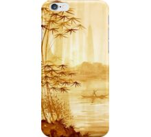 LAKE - landscape art iPhone Case/Skin