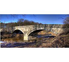 The New Bridge Photographic Print