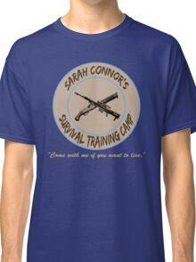 Sarah Connor's Survival Training Camp Classic T-Shirt