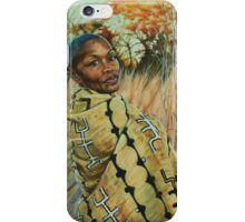 Comfort in my Roots iPhone Case/Skin
