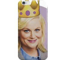 Queen Leslie Knope  iPhone Case/Skin