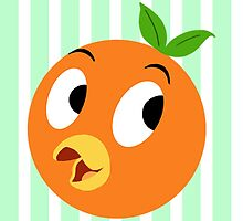 Orange Bird by spectromagiic