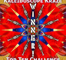 Winner! Kaleidoscope by Francesa