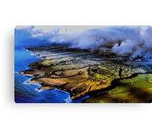 Destination Maui Canvas Print