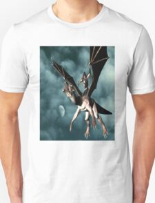 Dragon Sky Warrior Unisex T-Shirt