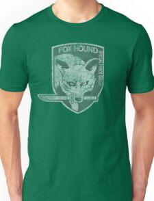 Battle Worn - Fox Hound Special Force Group  Unisex T-Shirt