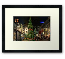 Ready for Christmas  Framed Print