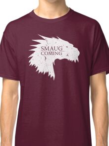 Smaug is coming Classic T-Shirt