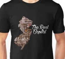 The Real Jersey Capital. NEWARK Unisex T-Shirt