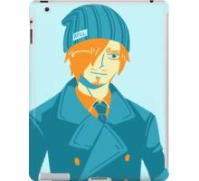Sanji cpc iPad Case/Skin