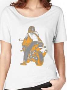 Motorcycle Racing Women's Relaxed Fit T-Shirt