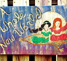 LGBT: Ladies of Aladdin by Johnny2X