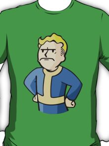 Fallout - Angry Vault Boy T-Shirt