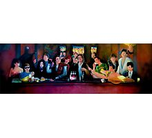 The Last Breakfast (club)  Photographic Print
