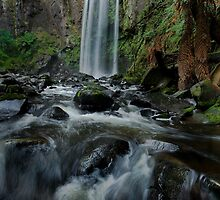 Hopetoun Falls by Neil