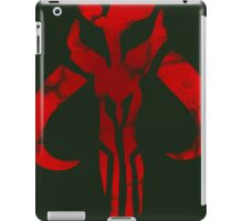 The Code of the Mandalorian iPad Case/Skin
