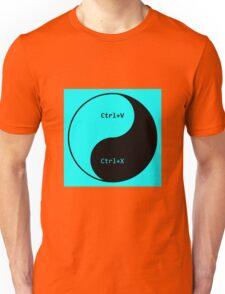 Cut Paste Unisex T-Shirt