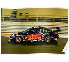 V8 Supercars Abu Dhabi Poster