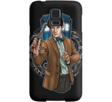 11th Doctor - Eleventh Heaven Samsung Galaxy Case/Skin