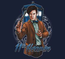 11th Doctor - Eleventh Heaven Kids Clothes