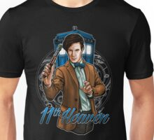 11th Doctor - Eleventh Heaven Unisex T-Shirt