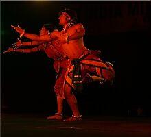 Contemporary Indian Classical Dance-2-Mamata Shankar Ballet Troupe by Deepjay Sarkar