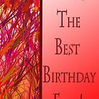 Best Birthday Ever - Red by TLCGraphics