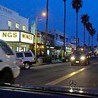 Cruising  - Ocean Beach - San Diego © 2010 *featured by Jack McCabe
