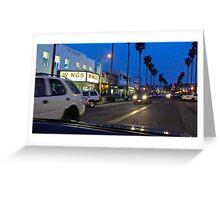 Cruising  - Ocean Beach - San Diego © 2010 *featured Greeting Card