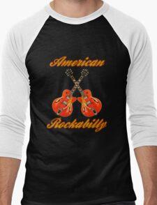 American Rockabilly Men's Baseball ¾ T-Shirt