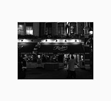 Rules - Oldest Restaurant in London - B&W Unisex T-Shirt