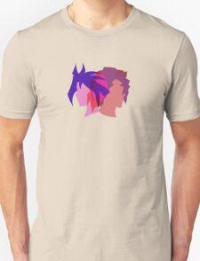 Arc V Ship Silhouette- Yuri/Dennis Unisex T-Shirt