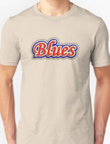 Blues Colorful T-Shirt